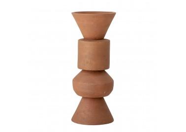 Vase Karar en terre cuite orange - Bloomingville