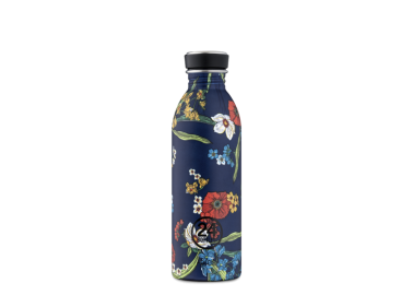Gourde Urban 50cl Denim Bouquet - 24Bottles
