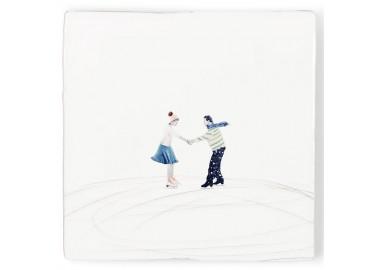 Carreau de céramique - Hold me tight - Storytiles