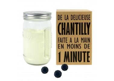 Kit pour faire sa chantilly – Creazy Chantilly - Cookut