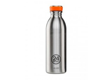 Gourde Urban 50cl Steel - 24Bottles