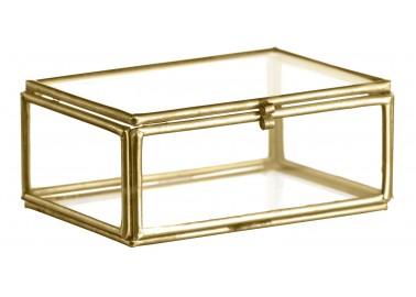 Mini boîte en verre - Madam Stoltz