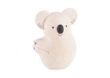 Koala en bois - T-lab