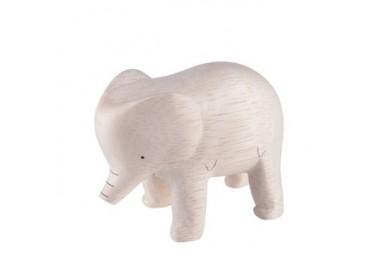 Éléphant en bois - T-lab
