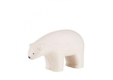 Ours polaire en bois - T-lab