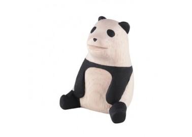Panda en bois - T-lab