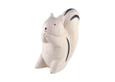 Ecureuil en bois - T-lab