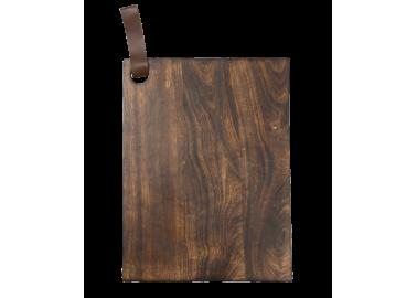 Planche à découper en bois de manguier - Au Maison