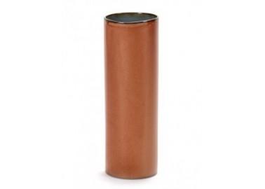 Vase tube Rust – Anita Le Grelle - Serax
