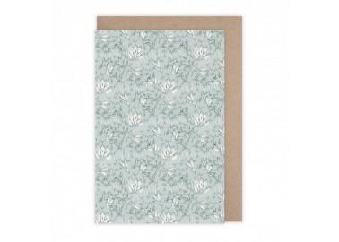 Carte Hanami - Monsieur Papier