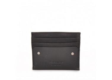 Porte-cartes Rob noir - Nat&Nin