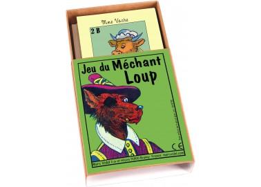 Jeu du Méchant Loup - Boîte - Marc Vidal