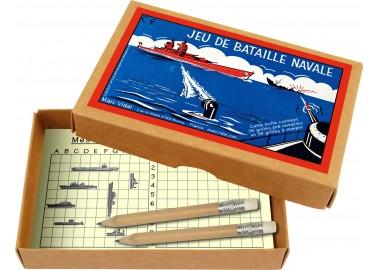 Jeu de Bataille Navale - Boîte - Marc Vidal
