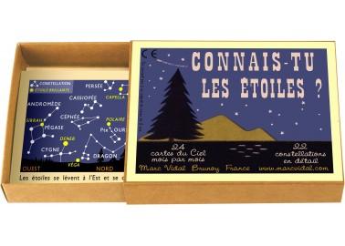 Connais-tu les étoiles - Boîte - Marc Vidal