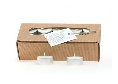 20 bougies chauffe-plat - Quésack